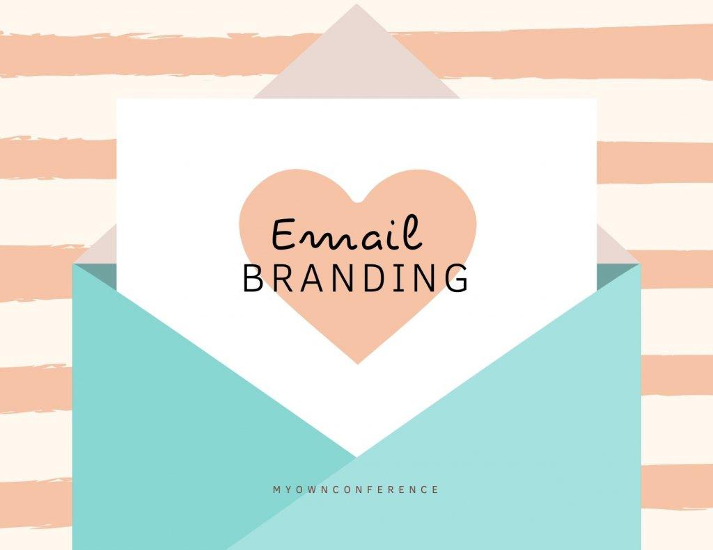 Invitation Branding for a Webinar